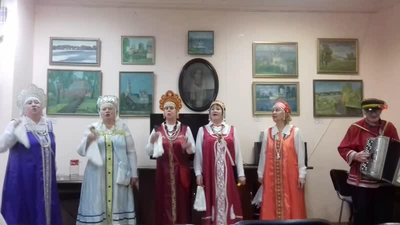 Веселые русичи и Ел.Моисеенко