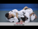 Robsоn Gracie armbar from the guard