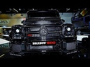 NEW 2018 - Brabus 900 Mercedes AMG G65 6.3L 900HP V12 - Exterior and Interior