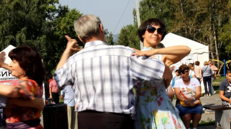 Фестиваль для людей старше 50. Златоуст 26 августа 2017г.