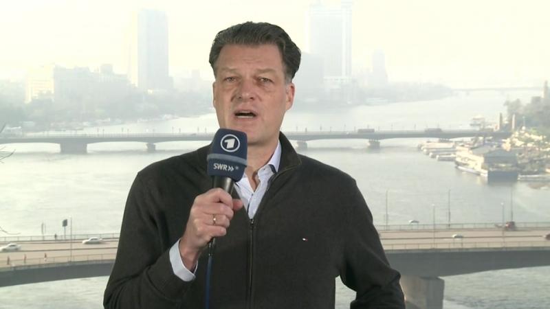 Alexander Stenzel, ARD Kairo, zur Lage in Syrien