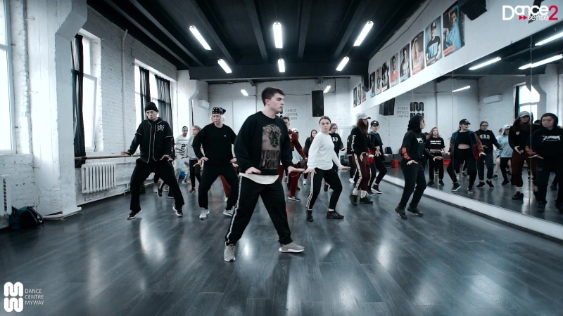Justin Timberlake - Filthy - Jeka KillaCrew - Danceshot - Dance Centre Myway