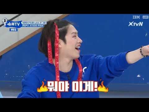 04/13/18 - Team Leeteuk Dance Performance SuperTV