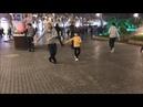 Madina Madina Лезгинка В Торговом Центре В Баку 2018 Парни Классно Танцуют ALISHKA NEYMET ROMA