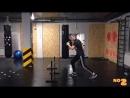 Тренировка взрывных качеств ног для бойца
