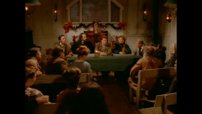 Доктор Куин. Женщина-Врач. 3 сезон. 12 серия. 1993. The First Christmas