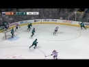 Ryan, Pavelski lead Sharks to 6-4 win against Oilers