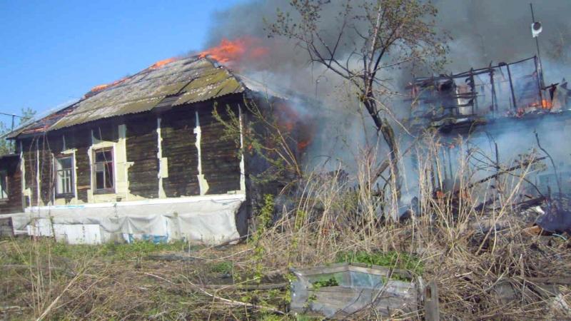 Пожар на 3-ей Северной, 119 и 117. Второй ролик дознавателя