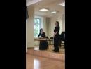 Экзамен 5 июня 2018г. Р.н.п. В обработке М.Павлова «Во зелену, во дуброву»