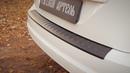 Накладка на задний бампер Ford Focus II russ