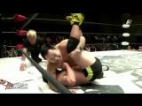 Kazumi Kikuta vs. Yuki Morihiro (BJW - 30.12.2017)
