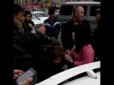 Водитель утверждает, что сбил человека не на пешеходе | Тараз,Казахстан