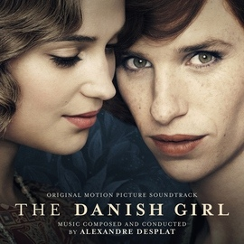 Alexandre Desplat альбом The Danish Girl