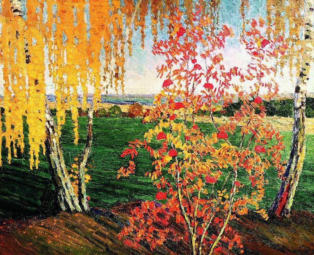 Игорь Эммануилович Грабарь (1871-1960).