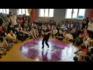 DeFunkyFunky battle. Hip-Hop begginers preselection. Dance Team Just Do It. Aliona