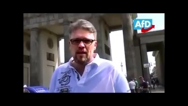 Guido Reil lädt Sie herzlich zur AfD Grodemo ein