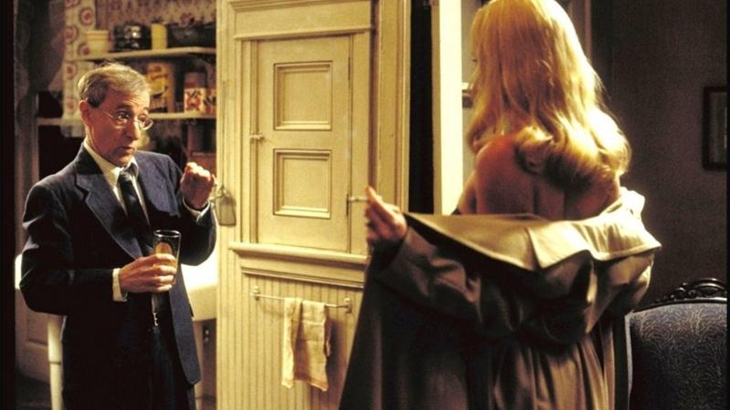 «Проклятие нефритового скорпиона»  2001  Режиссер: Вуди Аллен   комедия