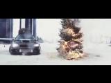 Subaru Tecnica International / Как Субаристы избавляются от ёлки после праздников