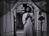 Eartha Kitt - Live In Kaskad (excerpts) (Swedish TV, SVT 1) (1962)