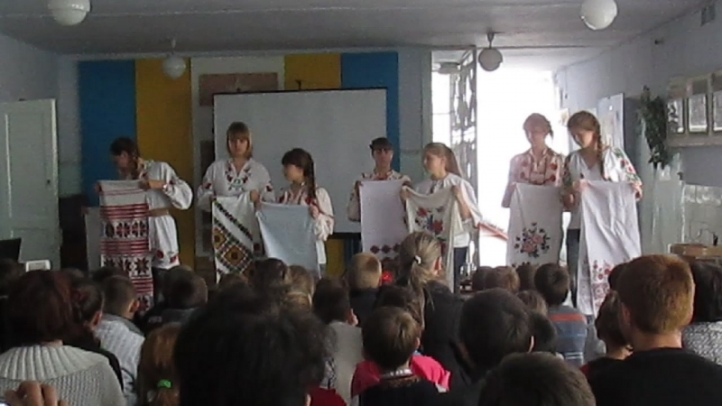День української мови танець