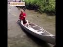 Опытный рыбак деже без снастей наловит рыбы