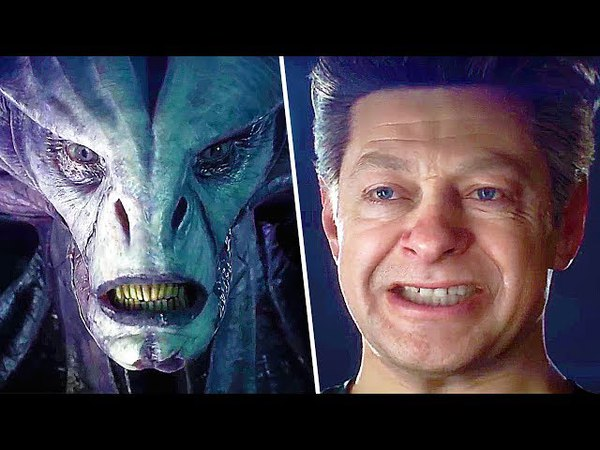 Unreal Engine 4 Next Gen Graphics Tech Demo 2018 Performed by Andy Serkis