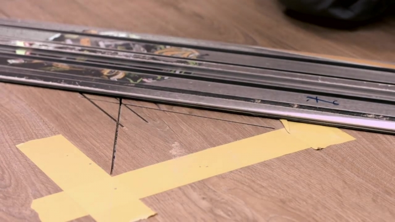 How to replace a damaged laminate board | Tutorial by Quick-Step