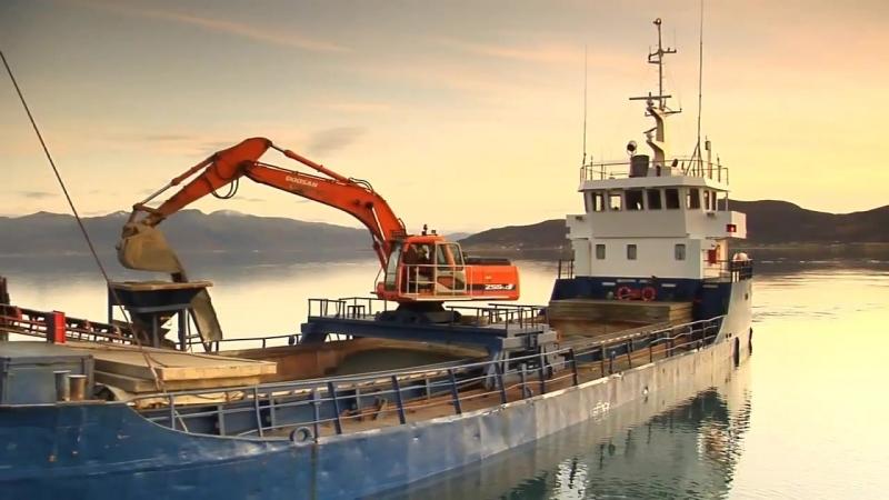 Lemminkainen Norge AS Производство асфальта, щебня, гравия, строительство, эксплуатация и обслуживание дорог