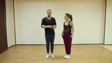 Thorbjorn &amp Flora Day 2 BI+I Classes Let's dance 2018