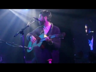 Devendra Banhart sings Middle Names at Asa Ferry Tribute