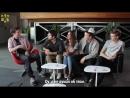 [TBSubs] Интервью Fandango Movieclips с кастом Maze Runner (Дилан, Кая, Уилл, Томас) (рус.саб)