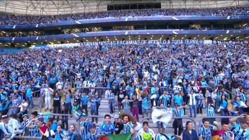 Gol De Rodriguinho Grêmio 1 x 0 Fluminense 10 05 5ª Rodada Campeonato Brasileiro Serie A
