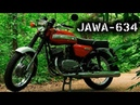 Мотоцикл на века Тест драйв ЯВА 634 JAWA 634