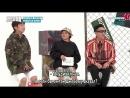 Weekly Idol 357, в гостях H1GHR Music Family и KHAN рус.саб