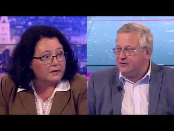 Наталья Волчкова и Юрий Крупнов. Комментарии к телеобращению президента по пенсионным изменениям