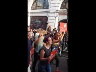 Grani.Ru - Митинг против пенсионной реформы в Москве...