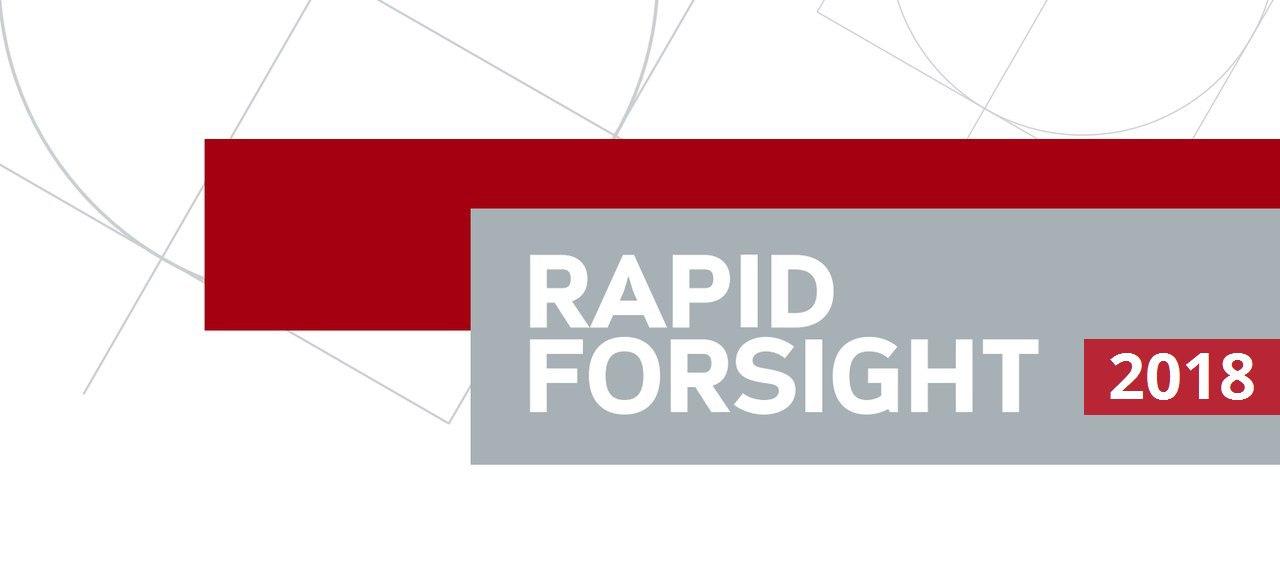 Афиша Барнаул Rapid Foresight на Алтае 2019