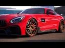 ADV 1 Iron Merc Infinity Wheels Darwin Pro Carbon Fiber Mercedes AMG GT S