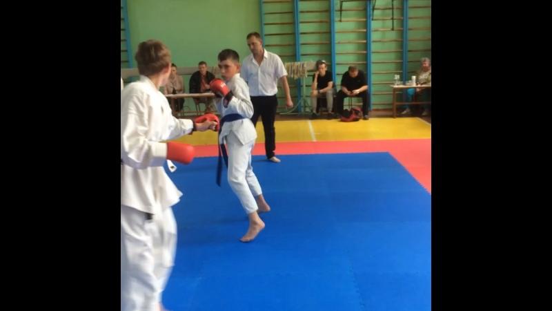 Чемпионат по каратэ в Житомер