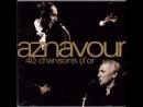 Charles Aznavour - Non je nai rien oublié