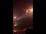 Гибель акробата Cirque du Soleil