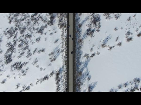 Колывань. Высота 220 метров. Красотища 4k видео
