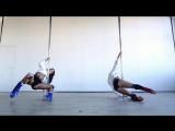 Kira Noire, Дарья Че - Pole Exotic