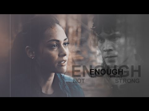 Bellamy and Raven Not strong enough