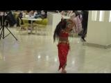 Риана Абзалова Восточный танец