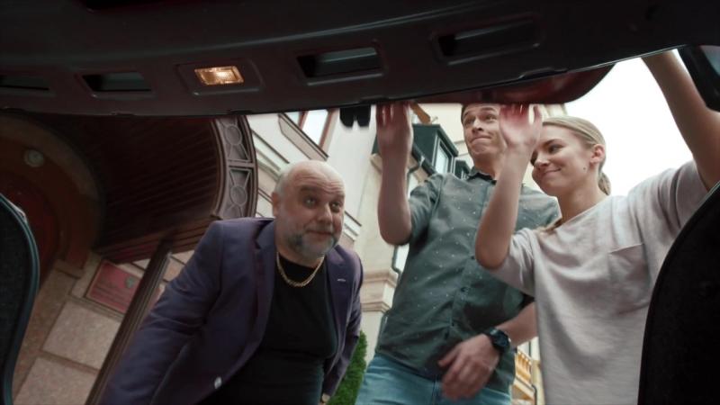 Реклама Альфа-Банк. Короче говоря, покупаем новую машину!