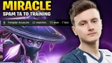 Miracle Training Templar Assassin for TI8 Incoming Dota 2 7.17