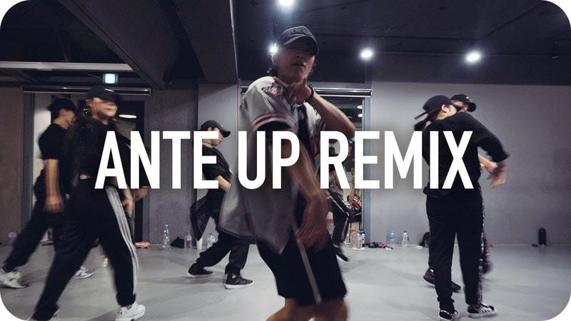 Ante Up (Remix) - M.O.P. ft. Busta Rhymes, Teflon, Remy Martin / Junsun Yoo Choreography