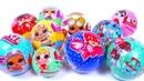 10 LOL PJ Masks PAW PATROL ЛЕДИБАГ БЛЕСТЯЩИЕ ЦВЕТНЫЕ ШАРЫ ЛОЛ 10 РАЗНЫХ ЛОЛ Fake LOL Dolls LQL