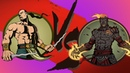 Shadow Fight 2 - РЕЙД НА ВУЛКАНА БОЙ С ТЕНЬЮ 2 iOS Gameplay